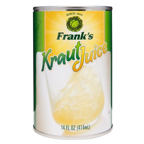 Frank's Juice Kraut, 14 Fo (Pack Of 12)