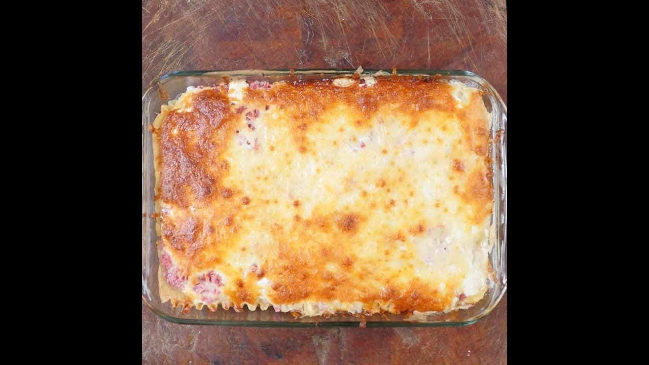 Frank-Kraut-Reuben-Lasagna