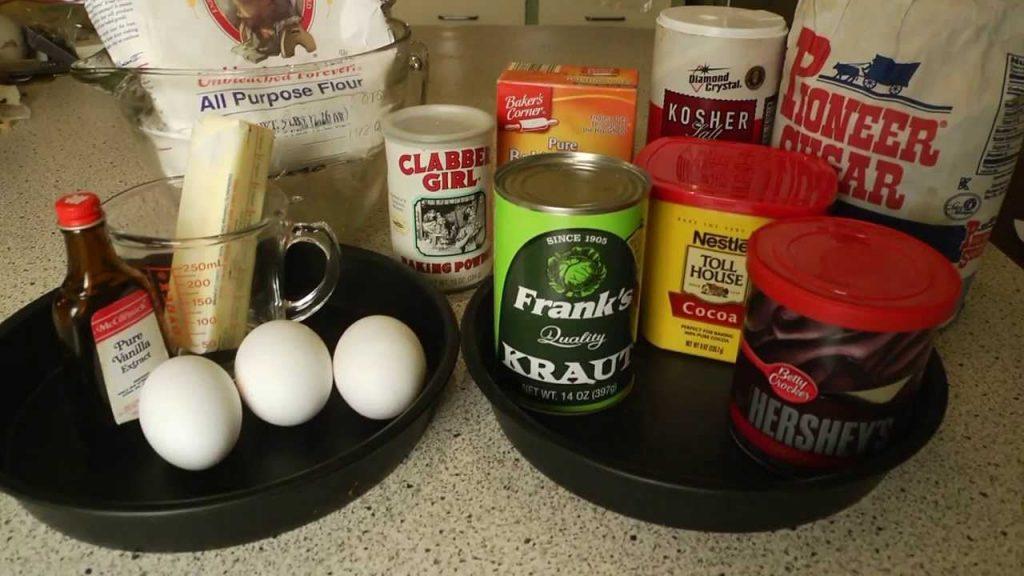 Frank-Sauerkraut-Chocolate-Cake