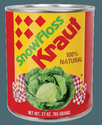 SnowFloss-Kraut