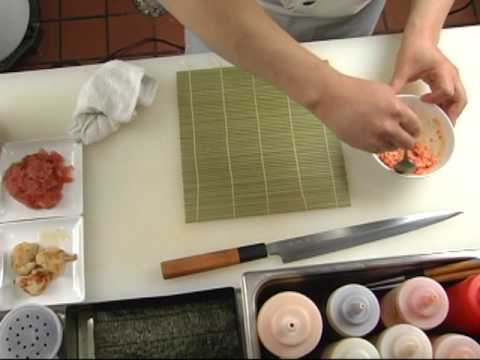 Spicy-Tuna-Sauerkraut-Sushi-roll-from-Blu-Coral-Chi