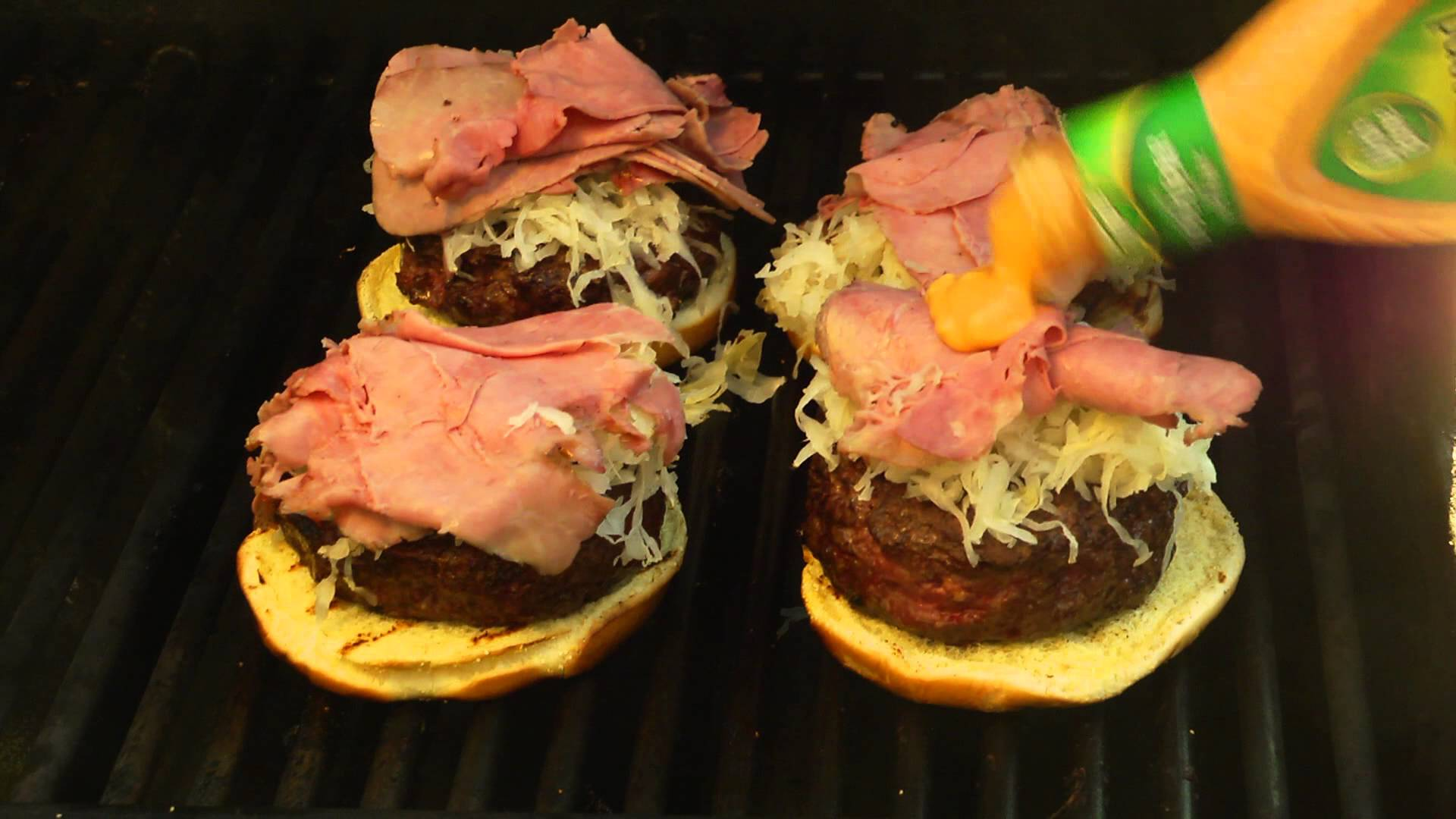 frank-Kraut-grilled-Reuben-Burgers