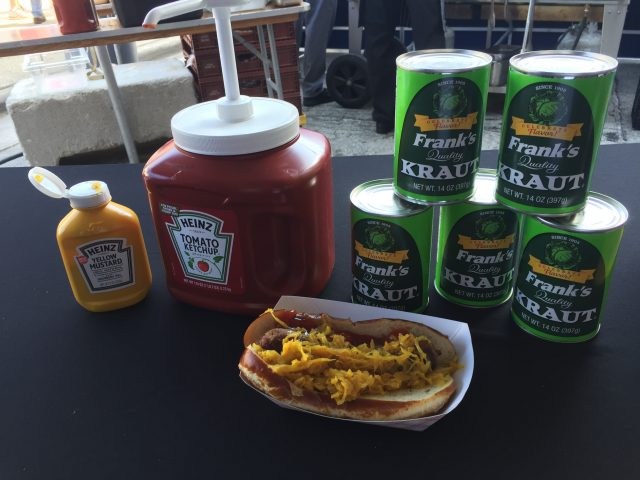 Beer Brats and Brewers Block Party