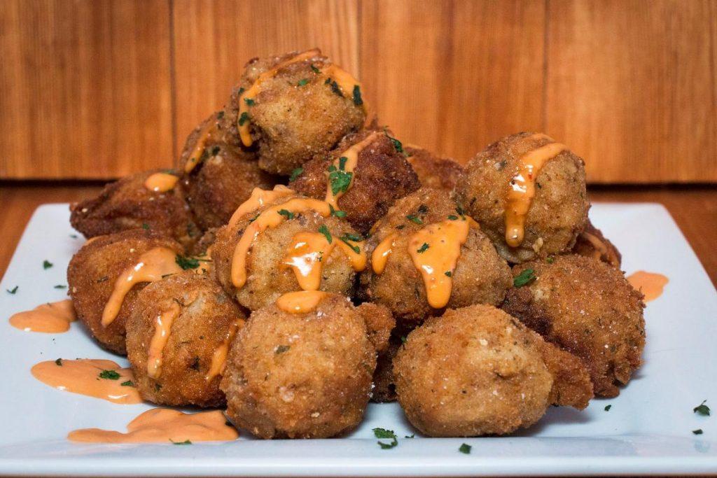 Sausage-n-Kraut-Balls