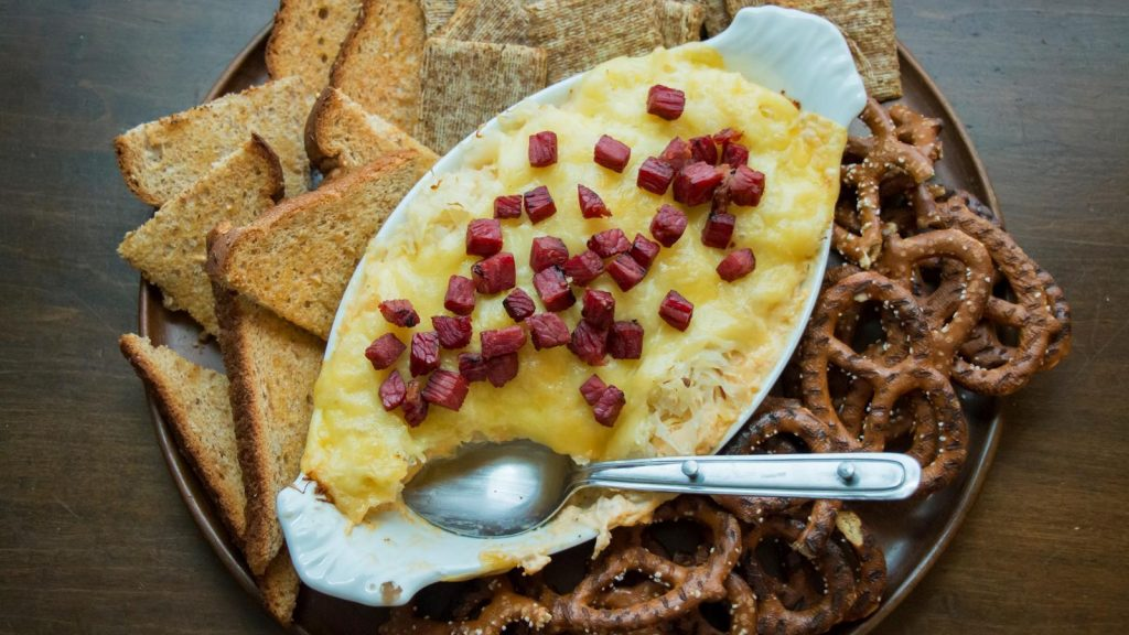 Reuben Dip (Cream Cheese)