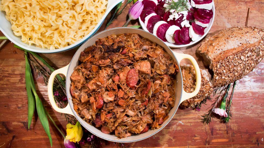 Polish Hunter's Stew