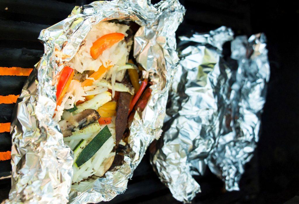 Krauted Veggie Grill Medley