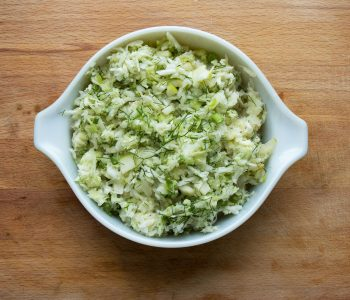 Kraut and Apple Slaw