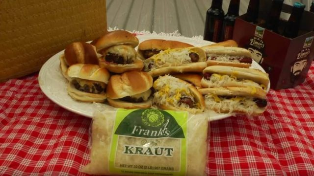 Frank Kraut Your Ultimate Tailgating Condiment