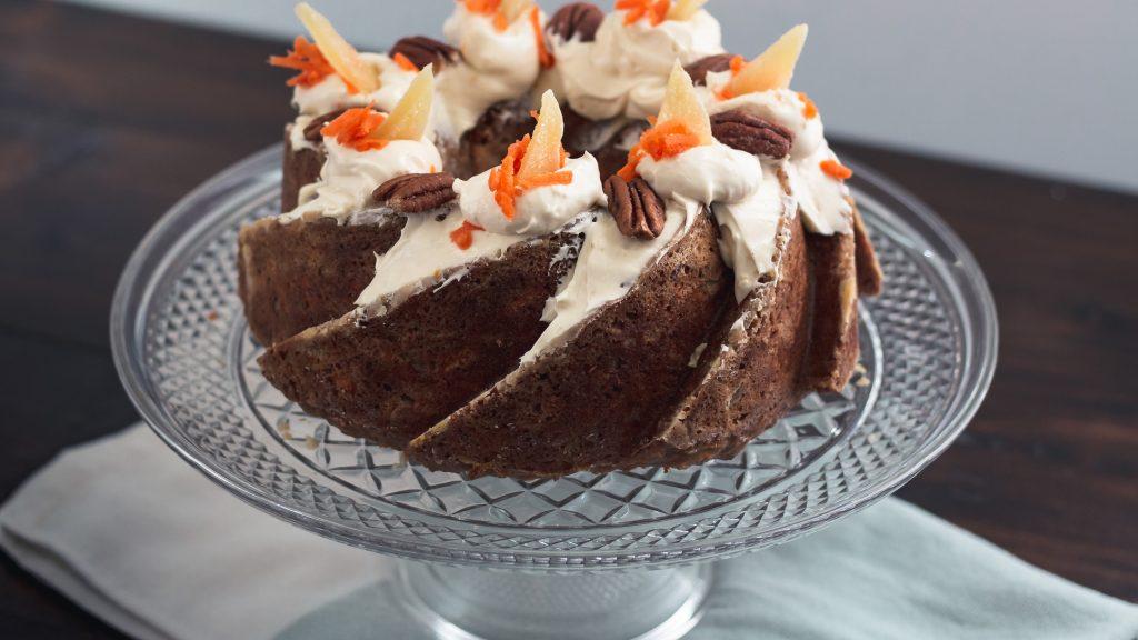 Frank's Kraut Carrot Cake
