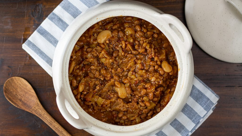 Frankly, the Best Baked Beans